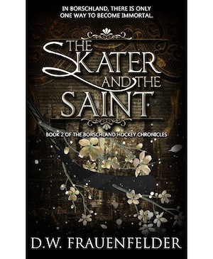 The Skater and the Saint cover