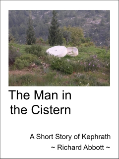 `The Man in the Cistern` Cover